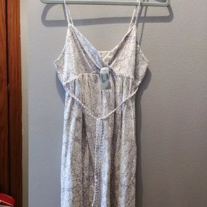 American eagle outfitters sun dress
